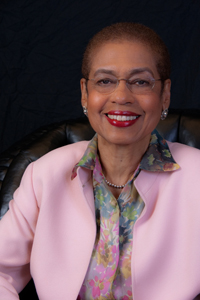 Congresswoman Norton