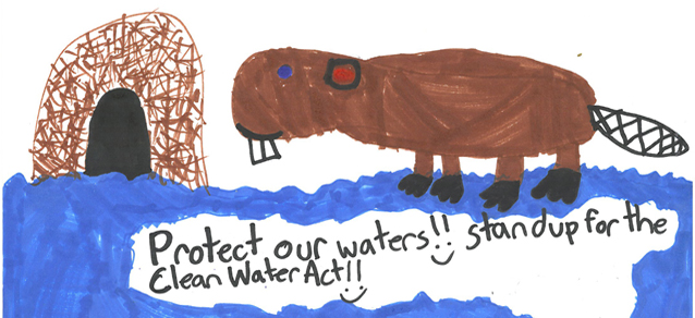 Protect Clean Water Now!