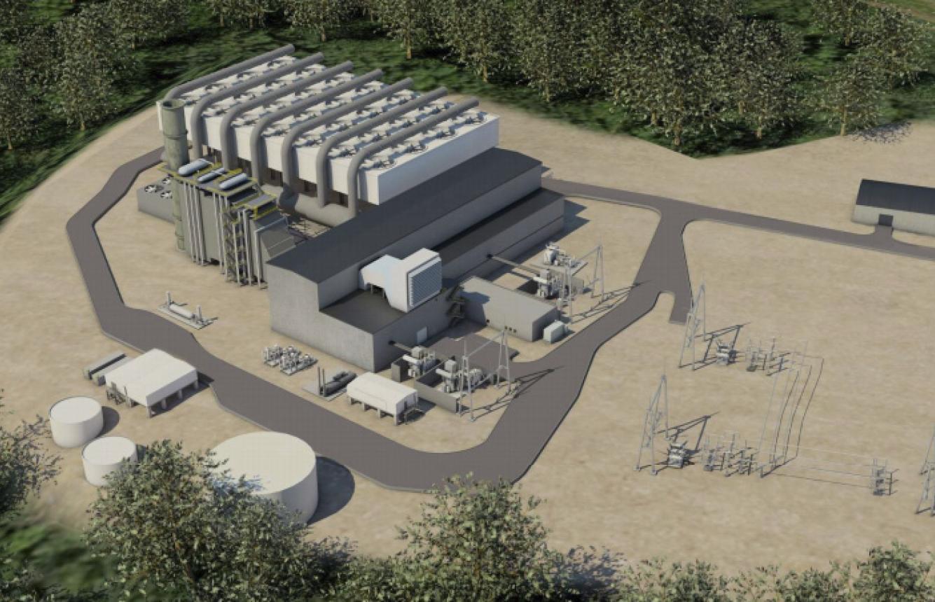 Connecticut Gas Plant