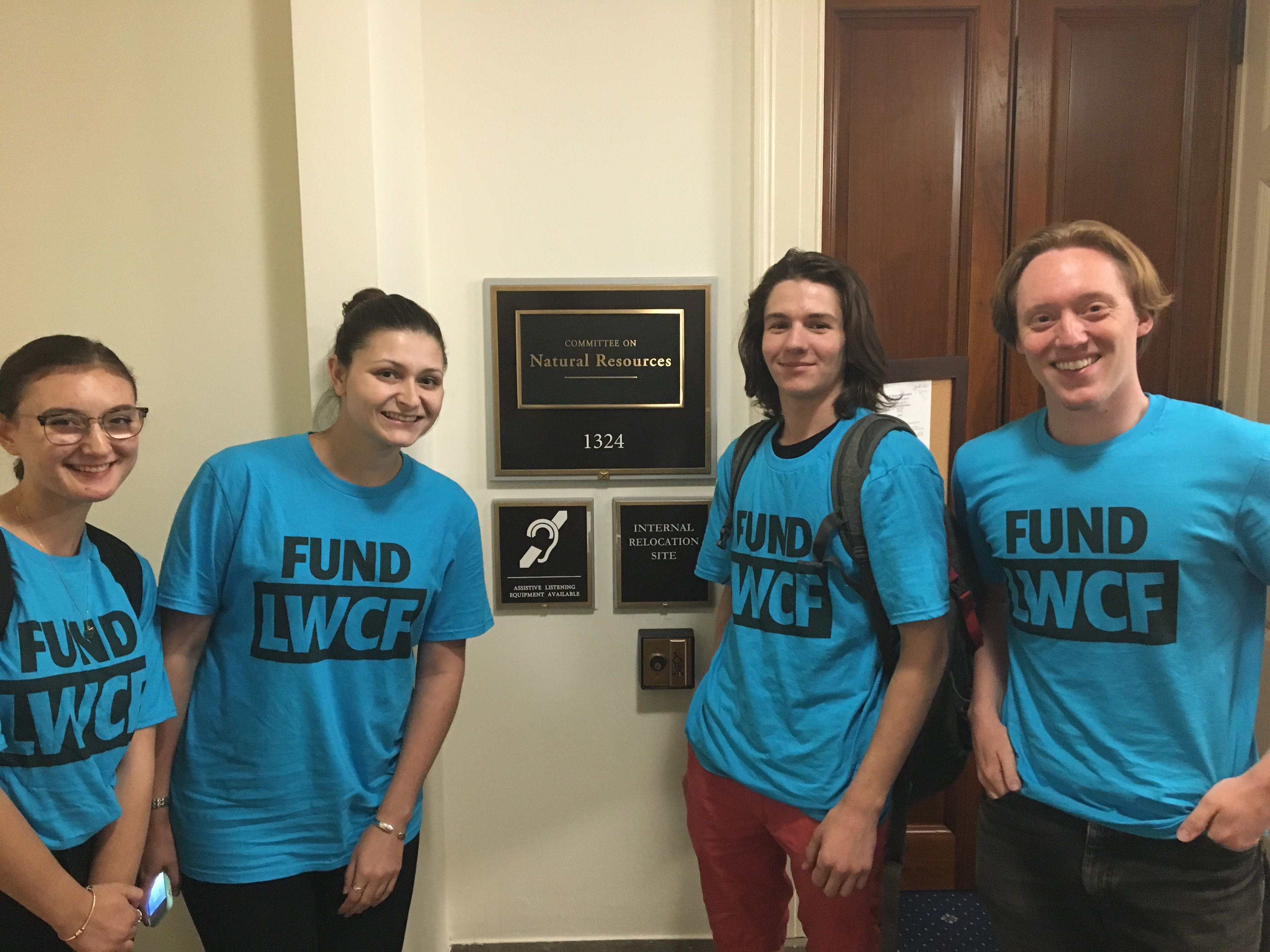 Fund the LWCF!