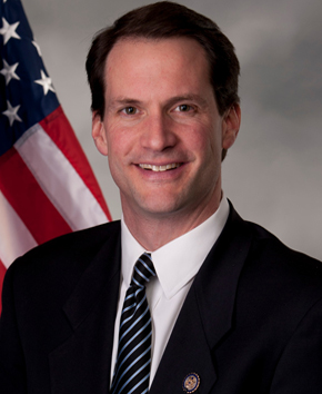 Representative Jim Himes (D, CT4). Courtesy of his office