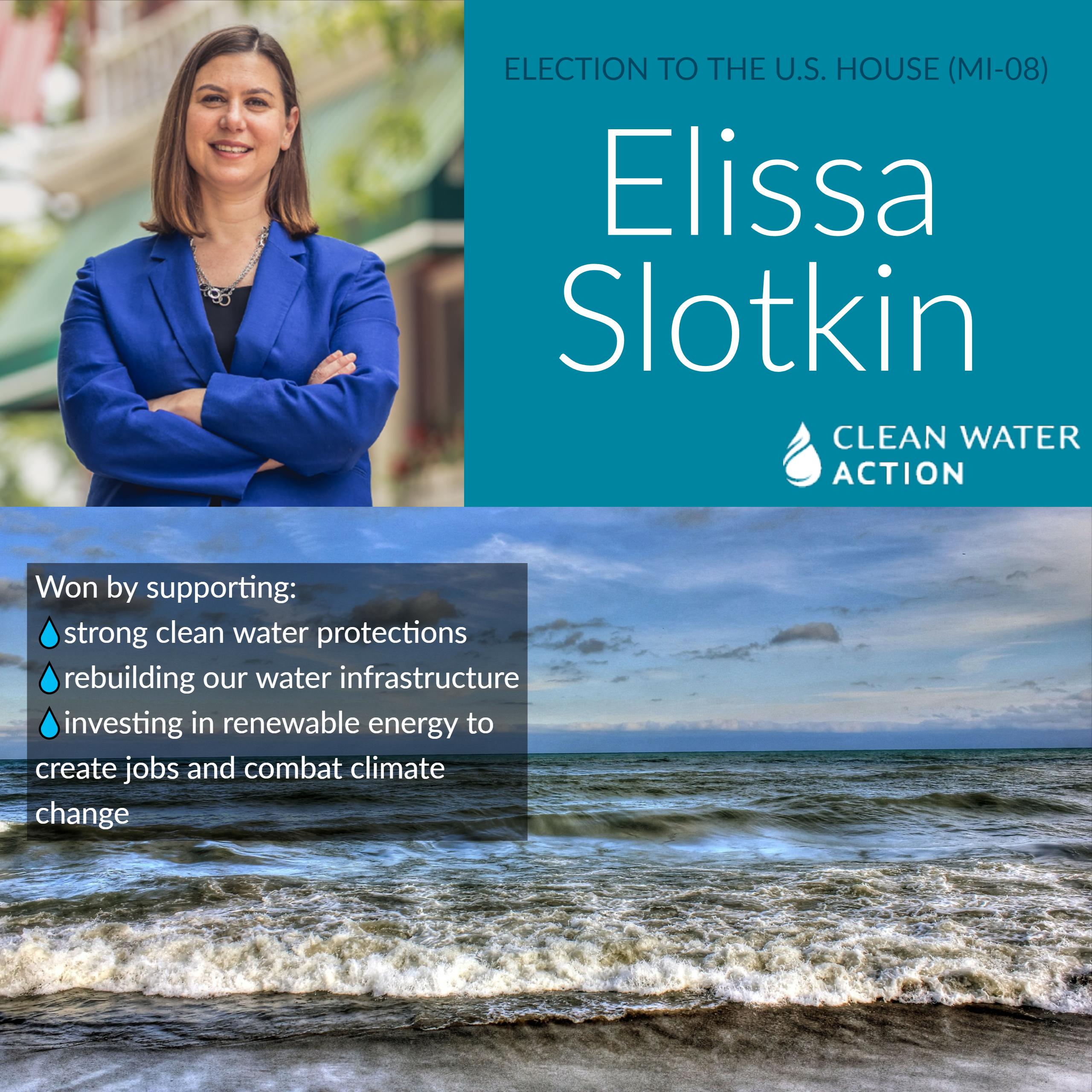 Elissa Slotkin