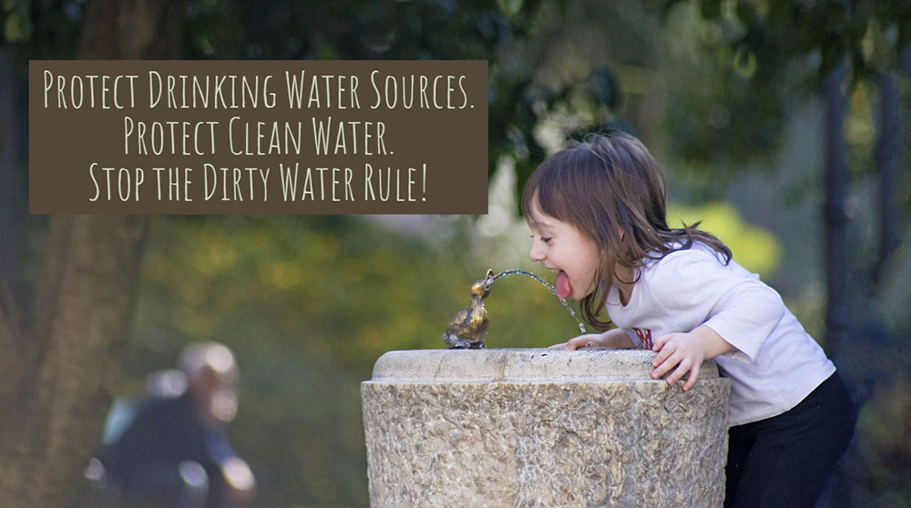 Reject the Dirty Water Rule