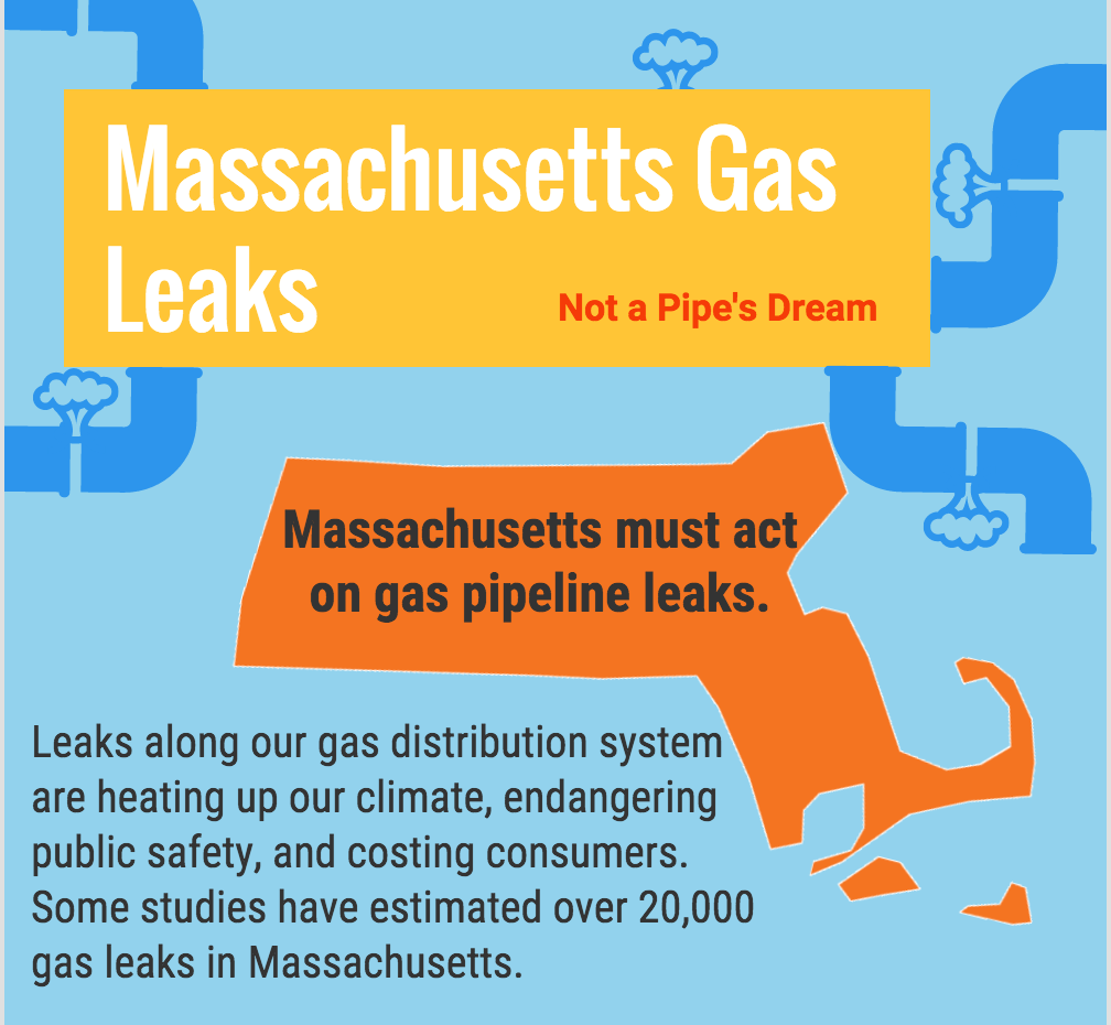 Massachusetts Gas Leaks
