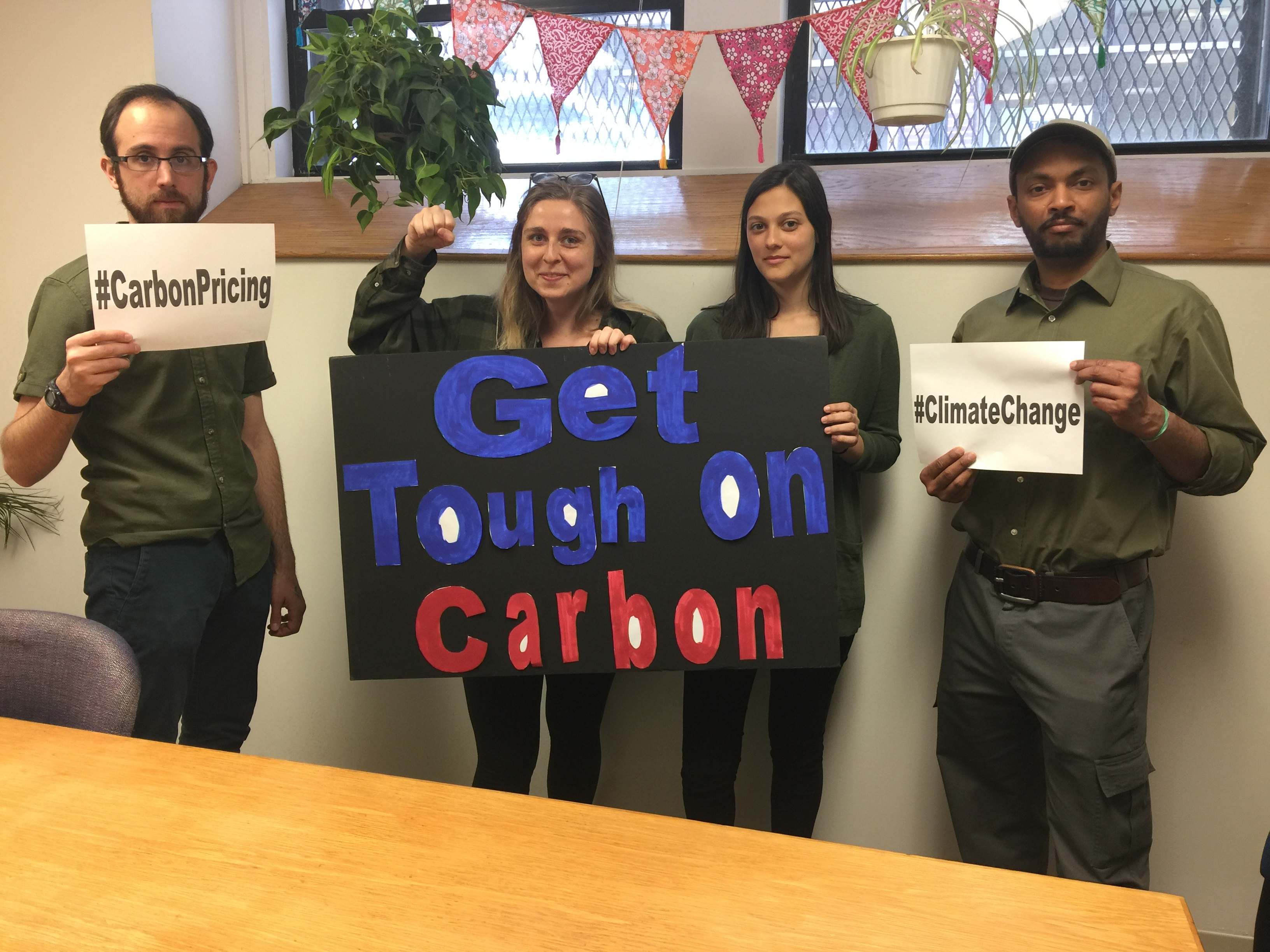 Get Tough on Carbon