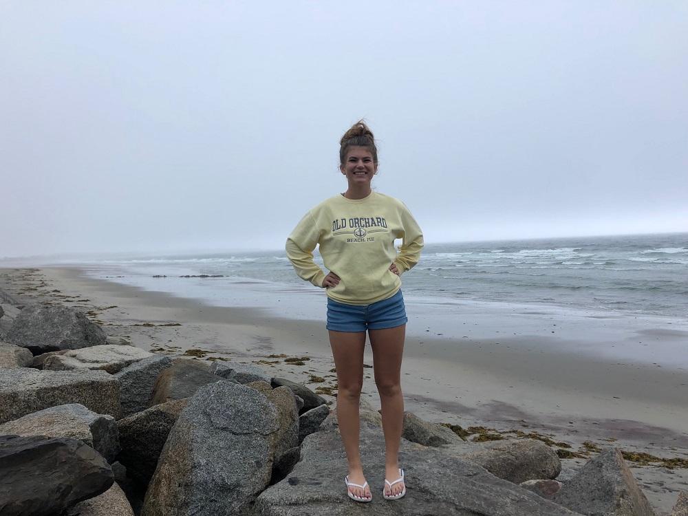 Nina Frame - Massachusetts Intern
