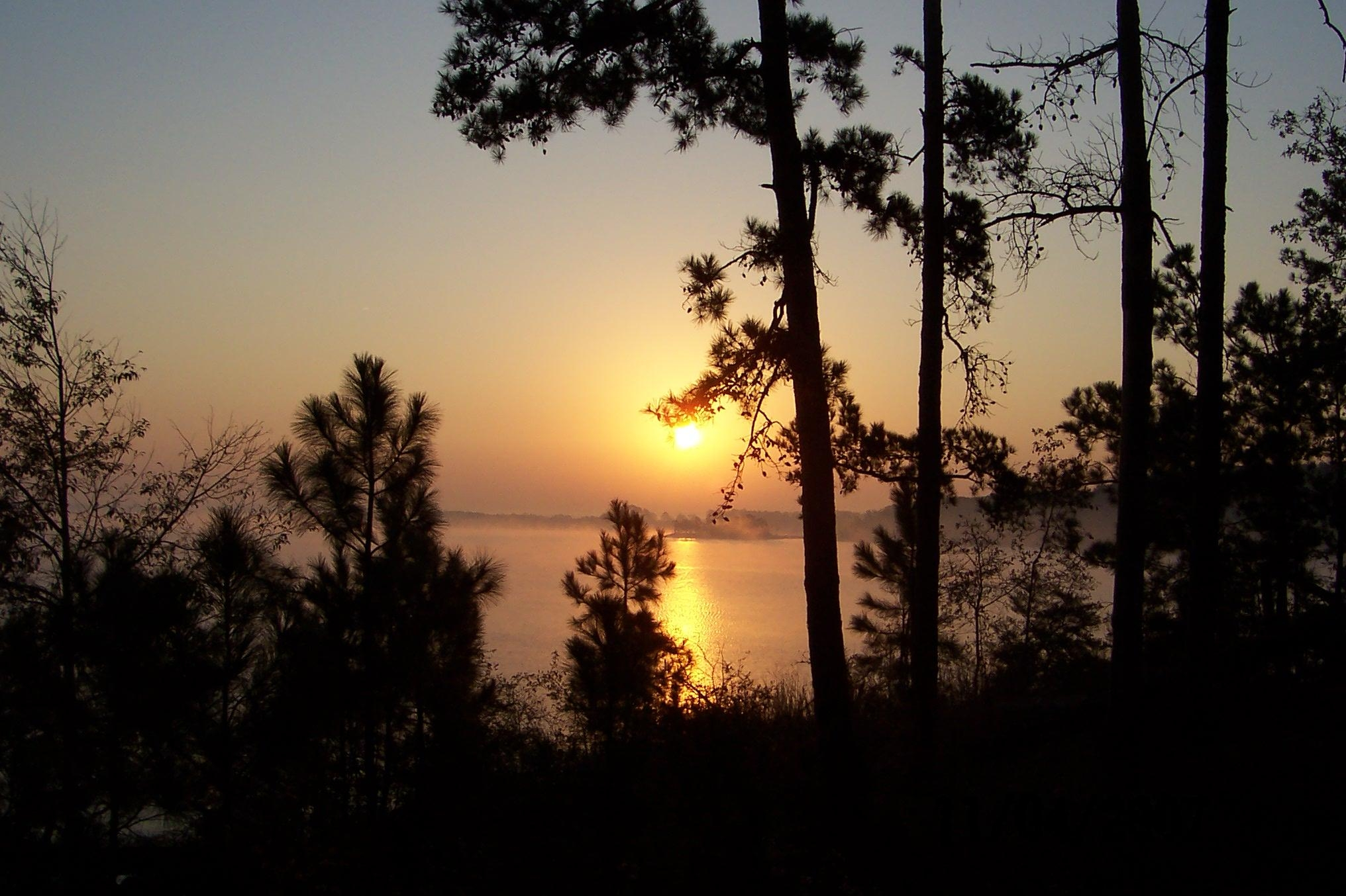 Lake Sam Rayburn, photo: US Army Corps of Engineers
