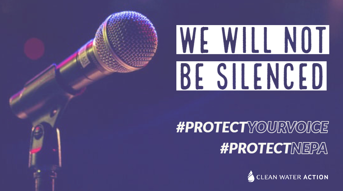 NEPA Silenced