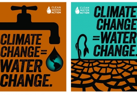 Climate Change = Water Change