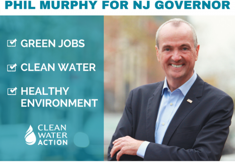 Phil Murphy for Governor. Photo Provided by Murphy Campaign