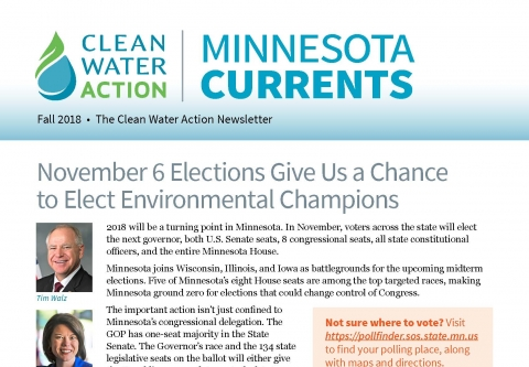 MInnesota Currents -- Fall 2018