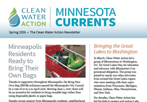 Minnesota Currents - Spring Summer 2016