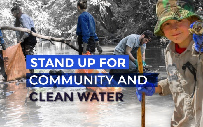 Protect our water today