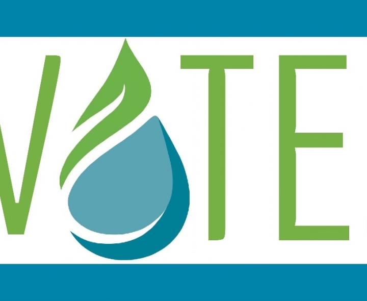 Clean Water Voter - Vote!
