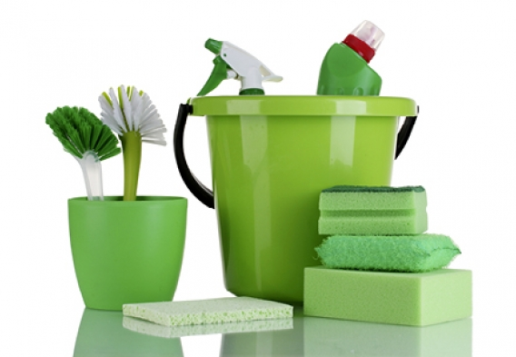 Green Cleaning Supplies