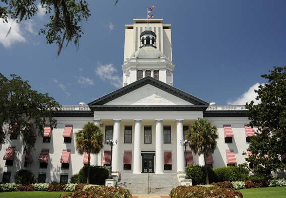 Florida Capitol Building / photo: istock, happyjones