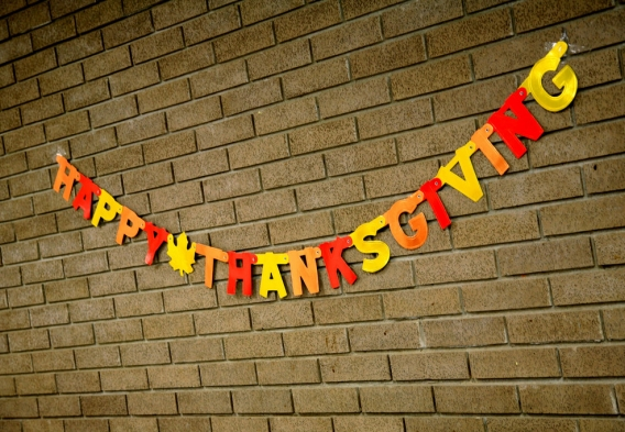 Happy Thanksigivng. Photo credit  Joey Rozier, Flickr