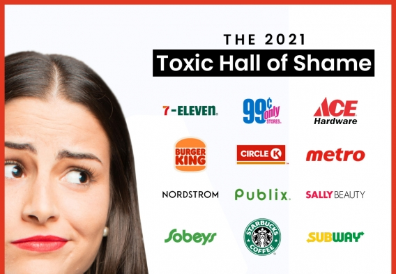 Toxic Hall of Shame Mind the Store 2021