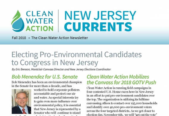 New Jersey Currents -- Fall 2018