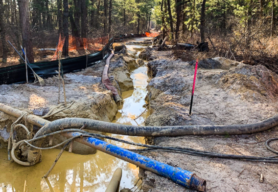 srl pipeline construction